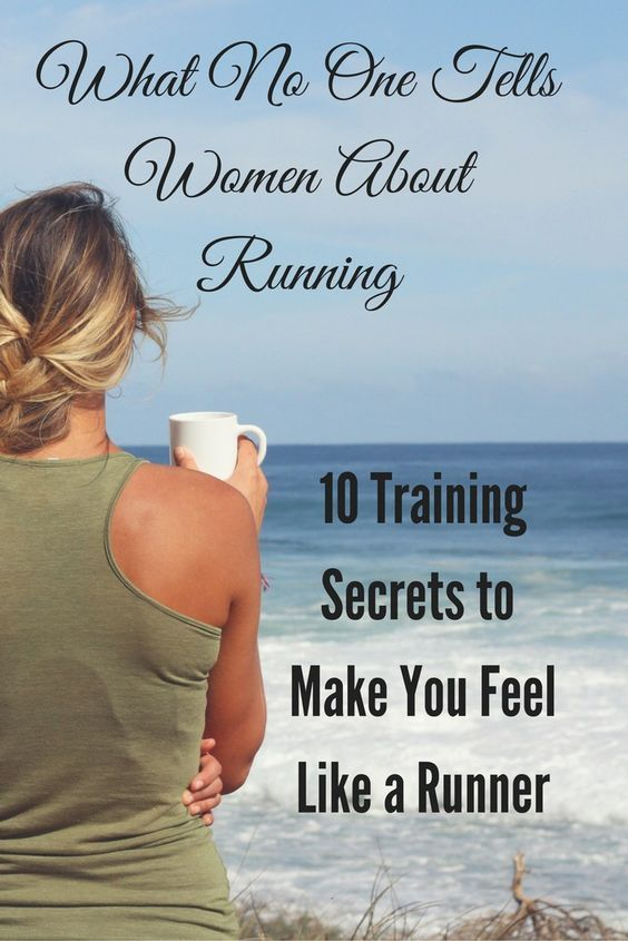 What No One Tells Women About Running and 10 Training Secrets Guaranteed to Make You Feel Like a Runner-One Strong Southern Girl-You signed up for a race but now you're not feeling it? I've been there. I'll help you figure it out.