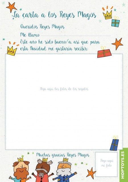 Carta a los reyes magos navidad cartas reyes magos - Ideas de regalos para reyes ...