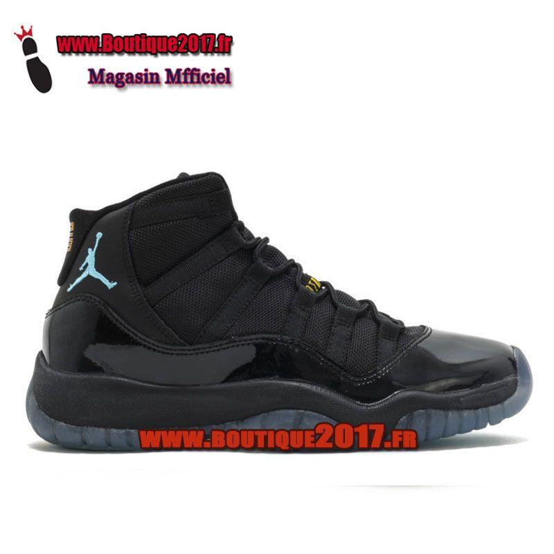 Air Jordan 11 Retro (GS) Gamma Bleu Noir Gamma Bleu Noir Virsity mz 378038