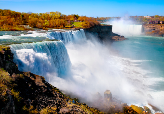 Niagara Falls Marriott Fallsview Hotel Spa Visiting Niagara Falls Niagara Falls Hotels Niagara Falls Canada