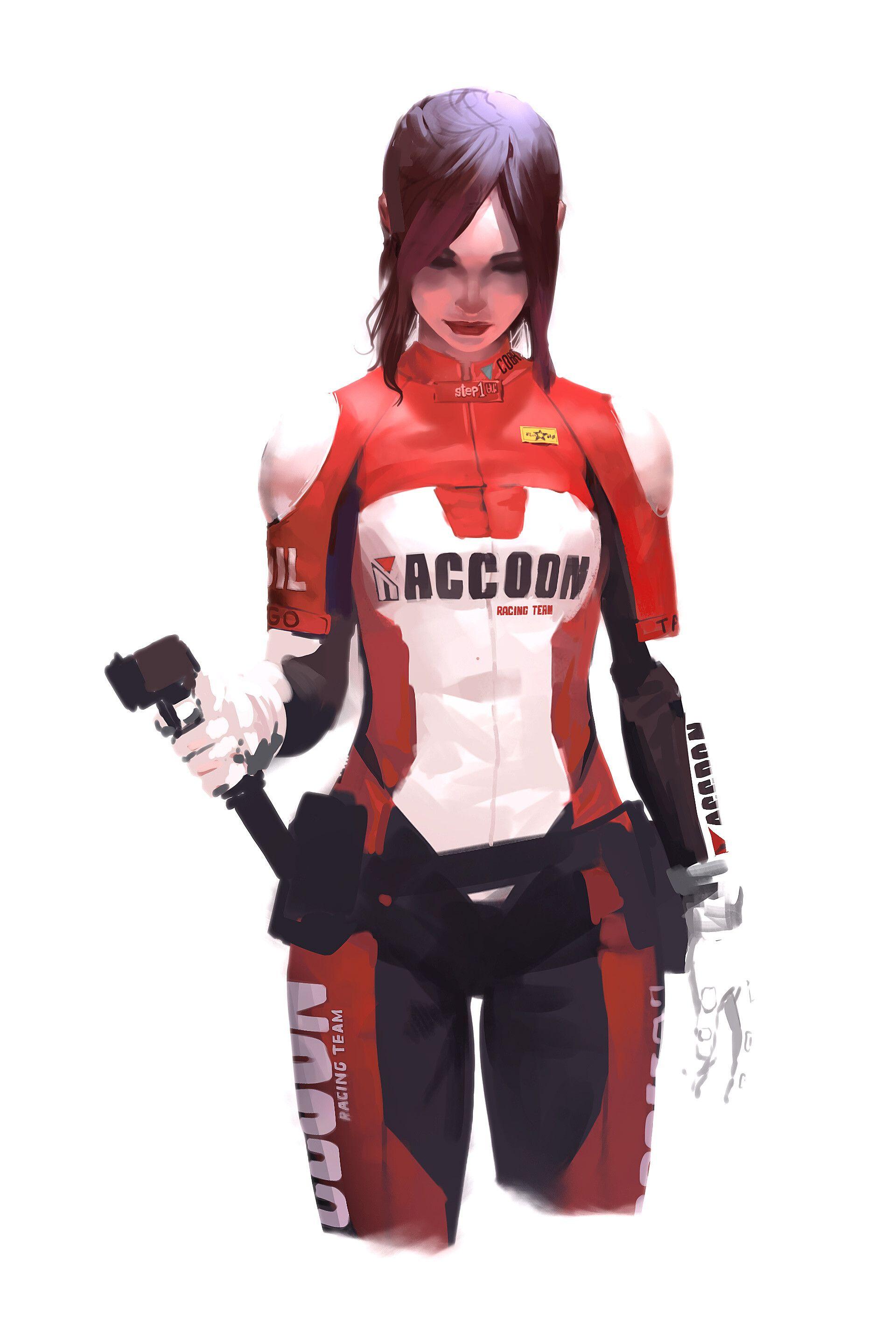Artstation Claire Redfield Elza Walker I Asimov Resident Evil Girl Resident Evil Character Outfits