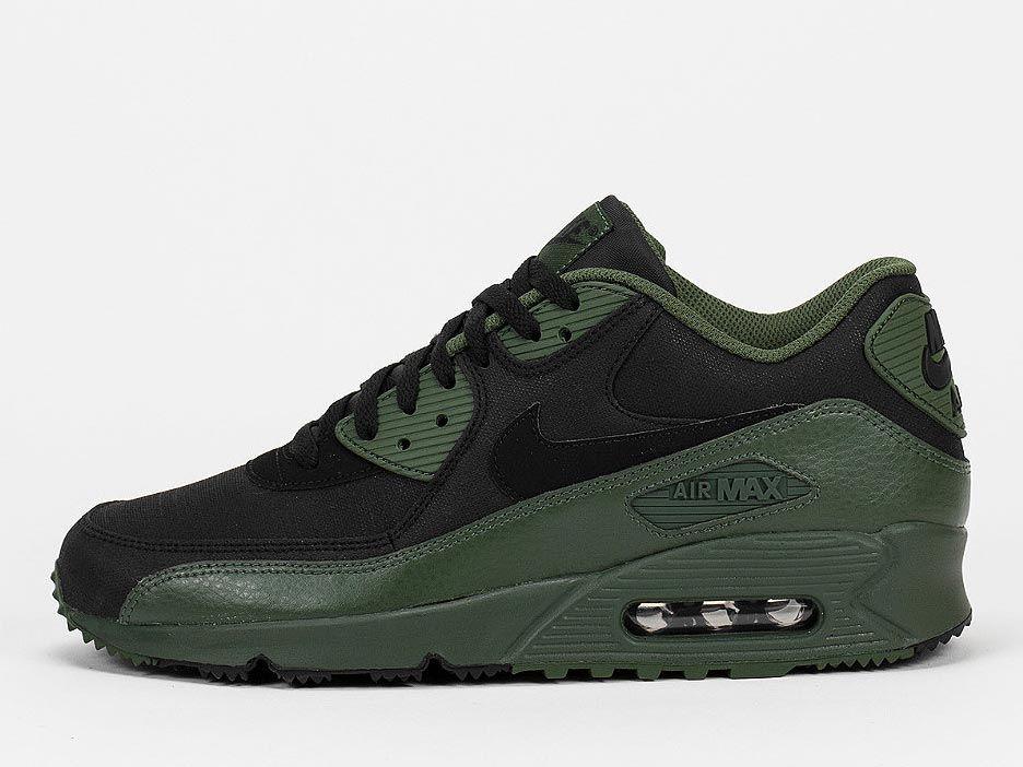 Großhandel Nike Air Max 90 Blau Wildleder not in billig