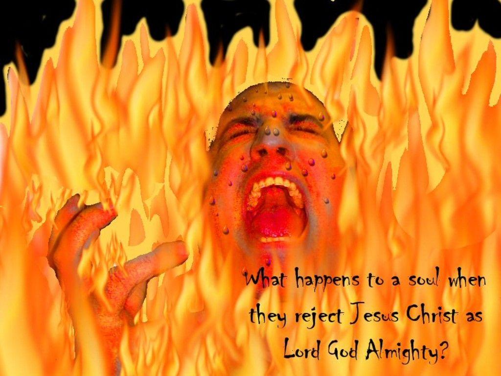 Lake+of+Fire+Jesus+Christ | Punishment For Rejecting Jesus Papel de Parede Imagem