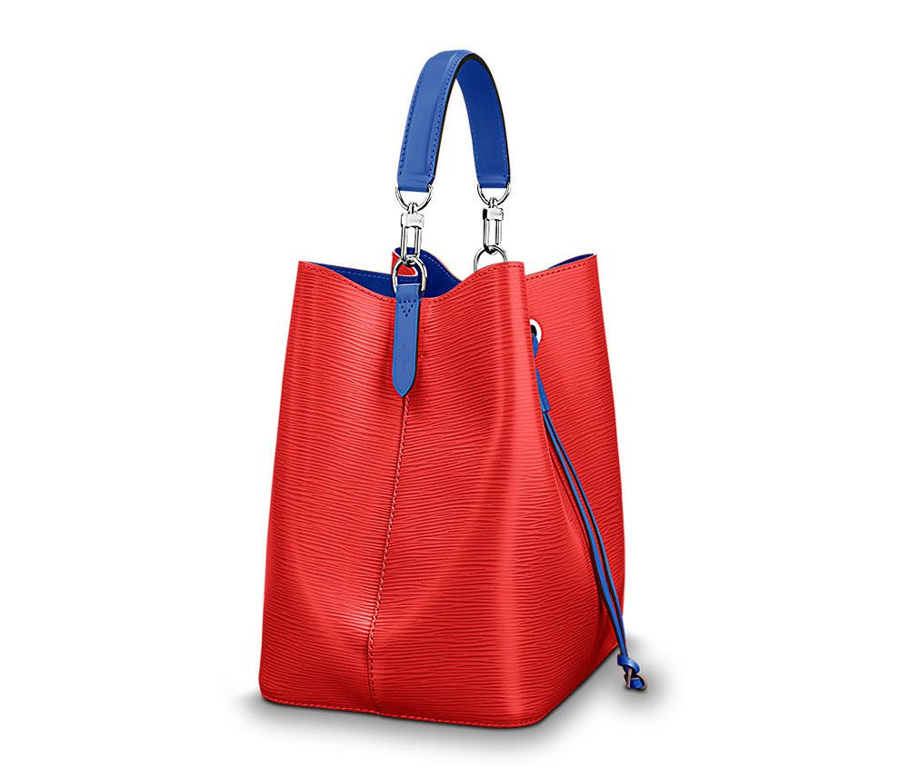 8ccf27be094e The Louis Vuitton Neonoe Bag Now Comes in 6 Colors of Epi Leather -  PurseBlog Louis