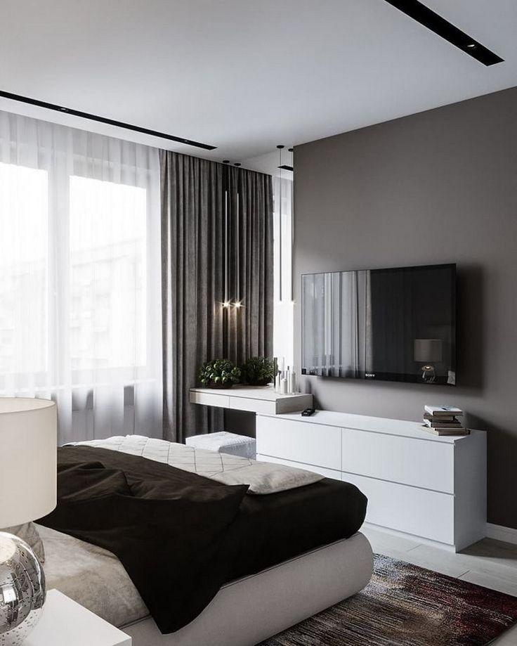 60 Beste Ideeen Voor De Slaapkamer Waar Je Verliefd Op Zult Worden Masterbedroom Be Hauptschlafzimmer Schlafzimmer Design Wohnung Mobel