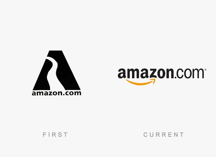 50 Famous Logos Then And Now Famous Logos Old Logo Logos Design