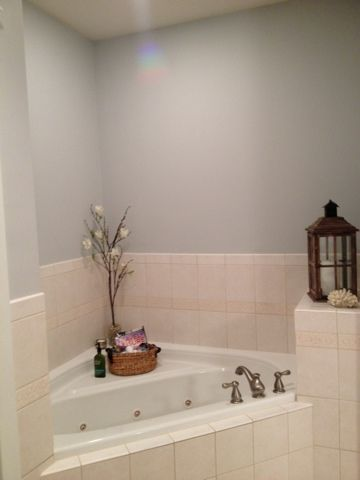 Sherwin Williams Reflection Sw 7661 On The Walls For