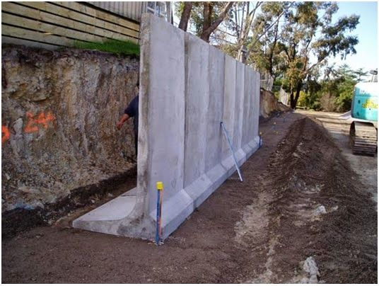 Retaining Walls Part 2 Retaining Wall Construction