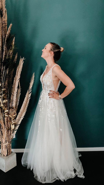 Wtoo Romantisches Brautkleid Hochzeitskleid Wedding Dress