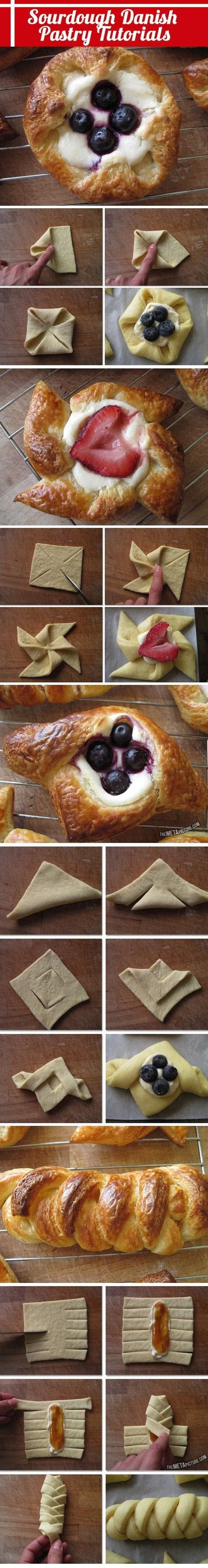 How to do pastry right