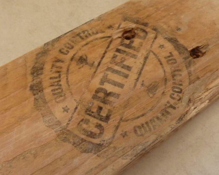 Imprimer ou transférer une image, un motif sur du bois