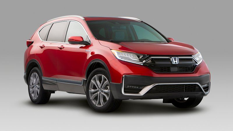 2020 Honda Cr V Hybrid Fuel Economy And Pricing Revealed Honda