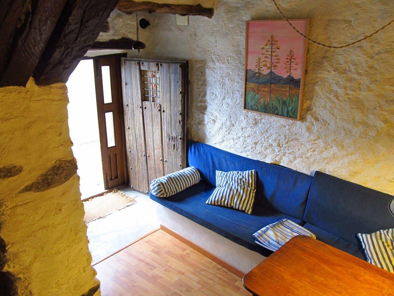 Casita tradicional alpujarreña Renting a house, Home