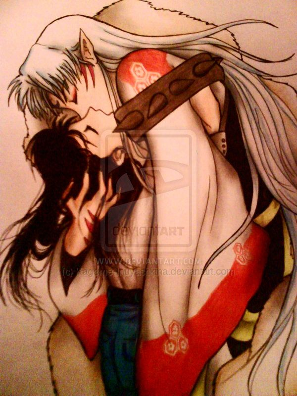 Sesshomaru x Kagome | Anime/FanFiction | Inuyasha love