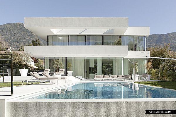 House M   monovolume architecture + design Afflante LUXURY