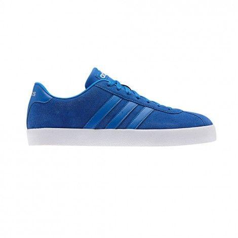 adidas VL Court Vulc AW3928 vrijetijdsschoenen heren blue
