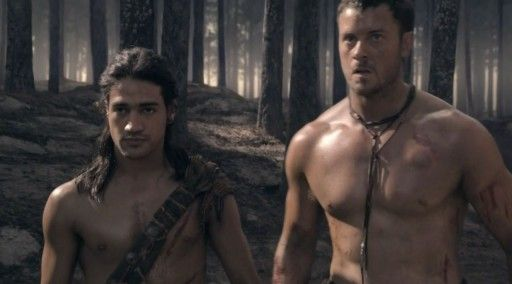Pana Hema Taylor And Daniel Feuerriegel Nasir And Agron