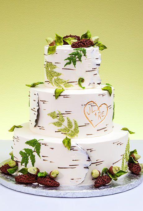 Heart-Themed Wedding Cakes | Pinterest | Wedding cake rustic, Themed ...
