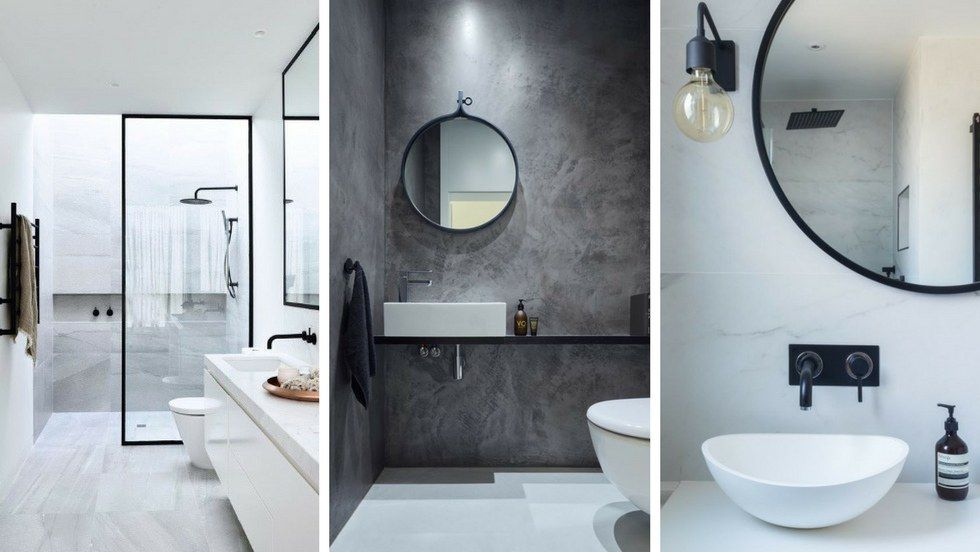 Come arredare un bagno moderno da far invidia! Bagni