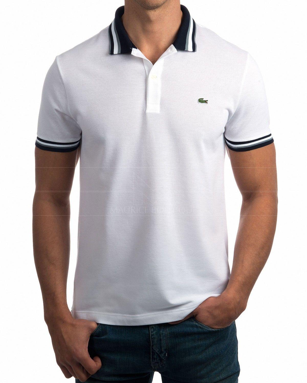 02ed0db70ed Polo Lacoste - PH1356 | Polo Shirt | Ropa casual de hombre, Polos ...