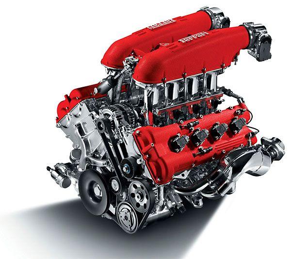 Ferrari Engine Ferrari Car Engineering Ferrari