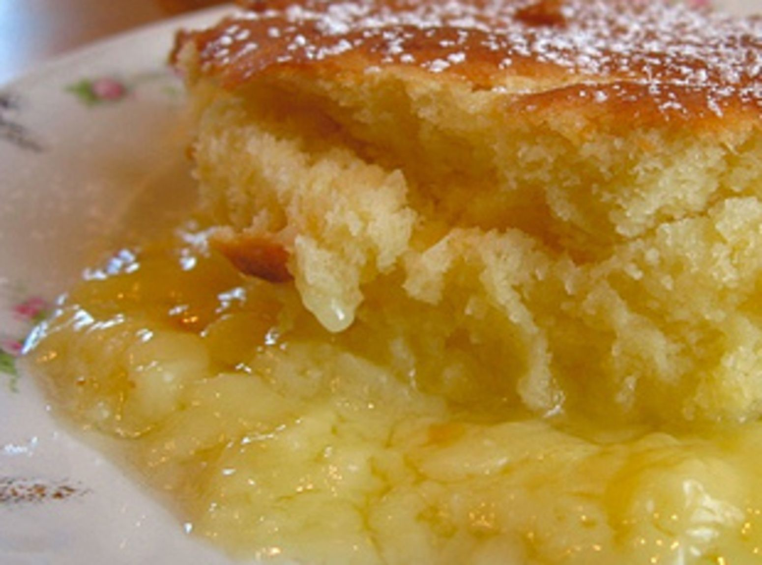 Recipe Cake Mix Lemon Pudding: Crockpot Lemon Pudding Cake