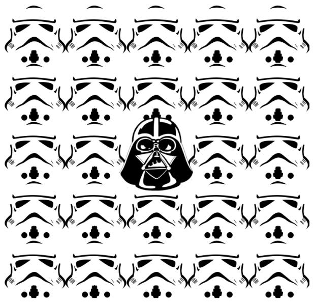 Star Wars Pattern In Pixelmator Star Wars Birthday Party Pixelmator Star Wars Birthday