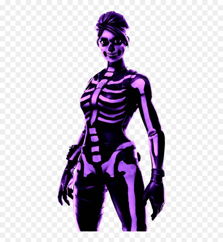 My Own Skull Ranger Png Fortnite Purple Skull Ranger Transparent Png Is Pure And Creative Png Image Uploaded By Designe New Profile Pic Neon Purple Fortnite