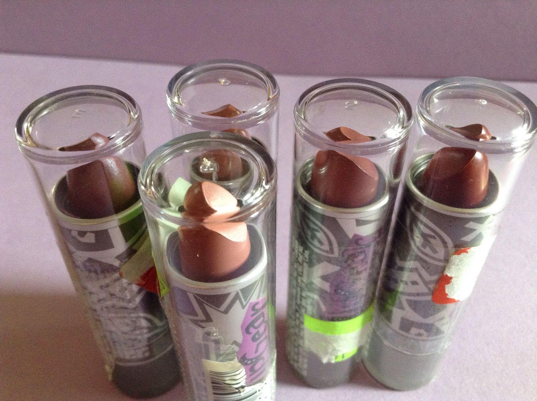 90 S Bonne Bell New Old Stock Lipstick Set Of 5 Lip Gear