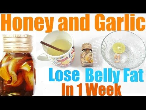 honey diet for weight loss in 7 days