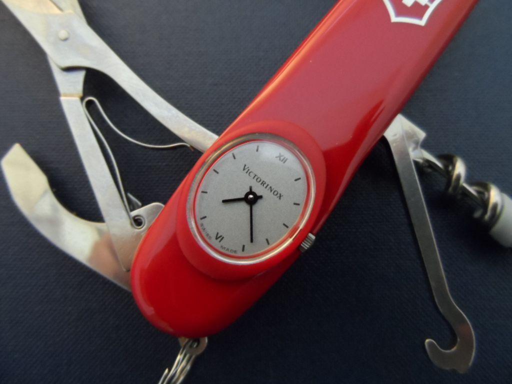 Victorinox Timekeeper Swiss Army Knife Swiss Army Knife Swiss Army Victorinox