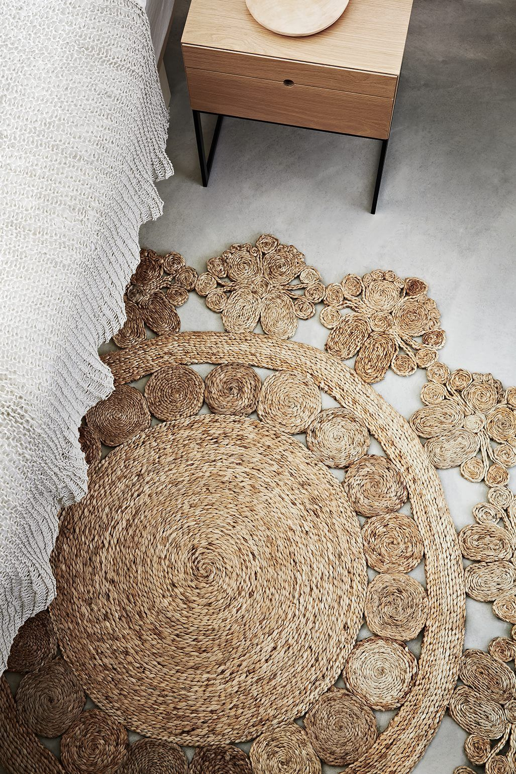 Tapis D Entrée Rond Stunning Hemp Rugs By Armadillo Co For The Home Tapis Jonc