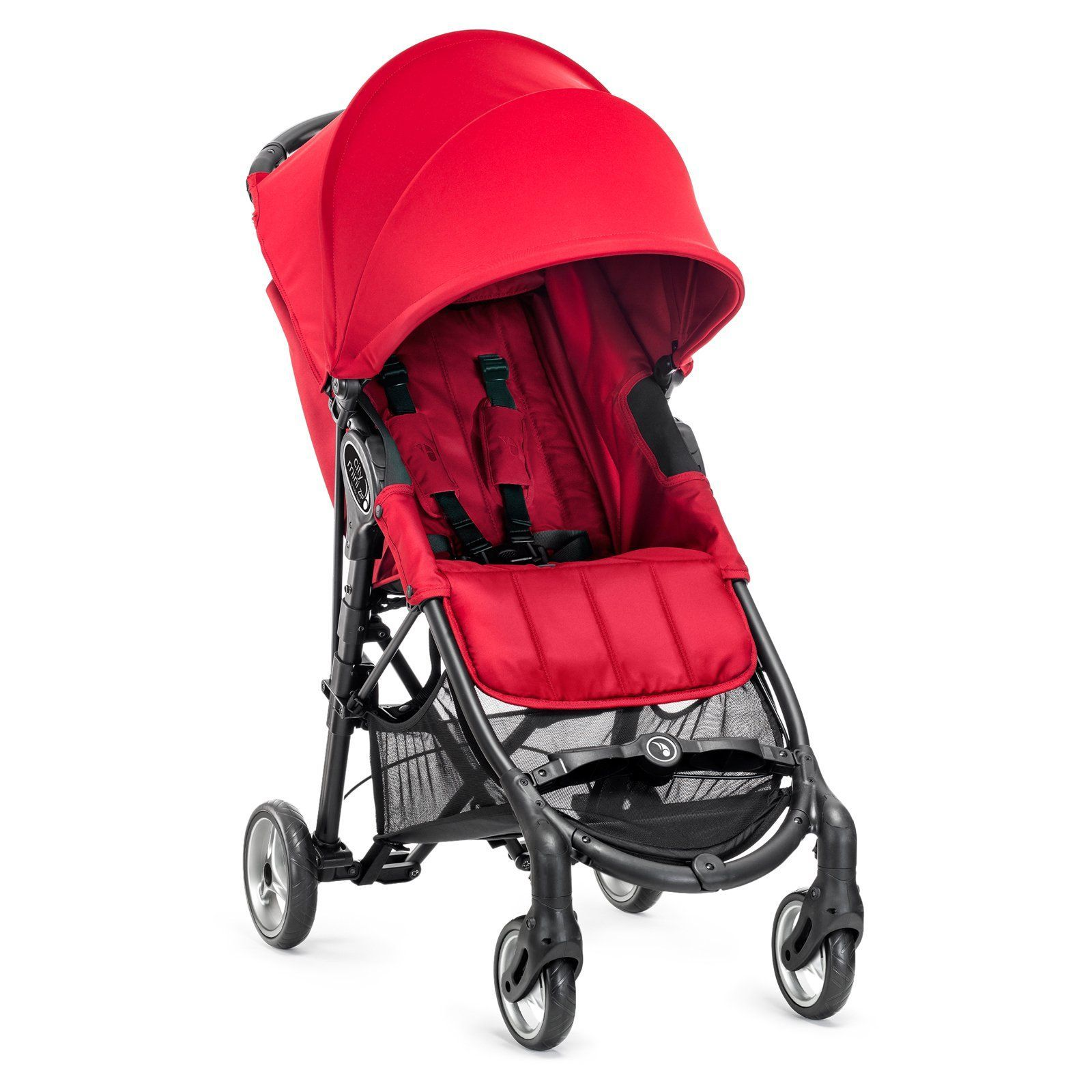 Baby Jogger City Mini ZIP Stroller Red BJ24430 Baby