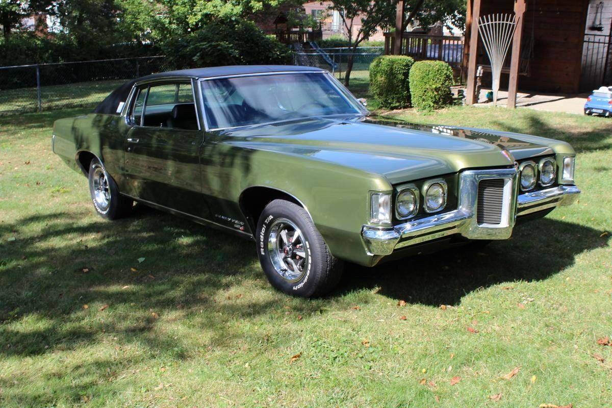 Displaying 1 15 of 57 total results for classic pontiac grand prix vehicles for sale