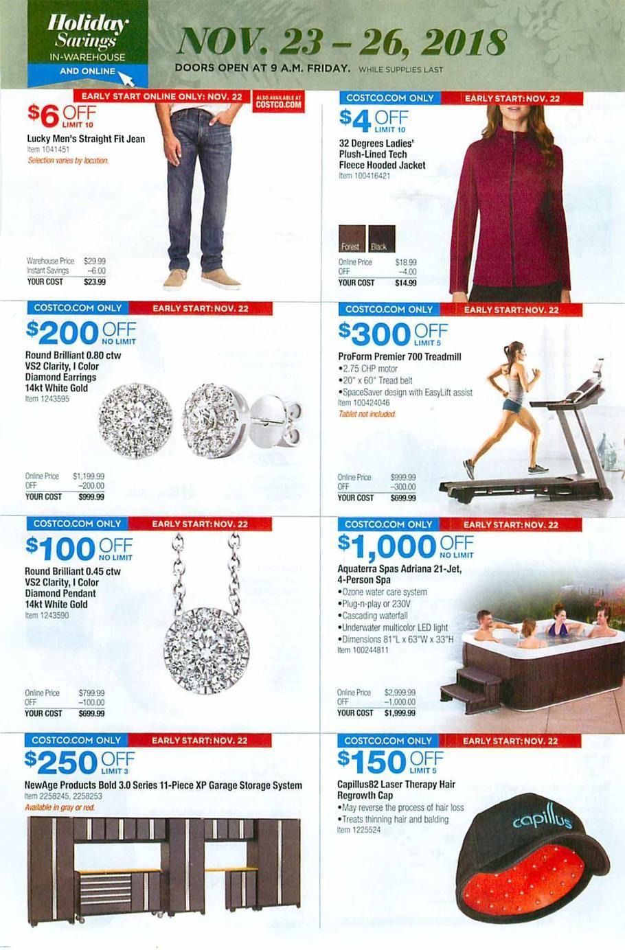 Costco Black Friday Ad Scan, Deals and Sales 2019 Black