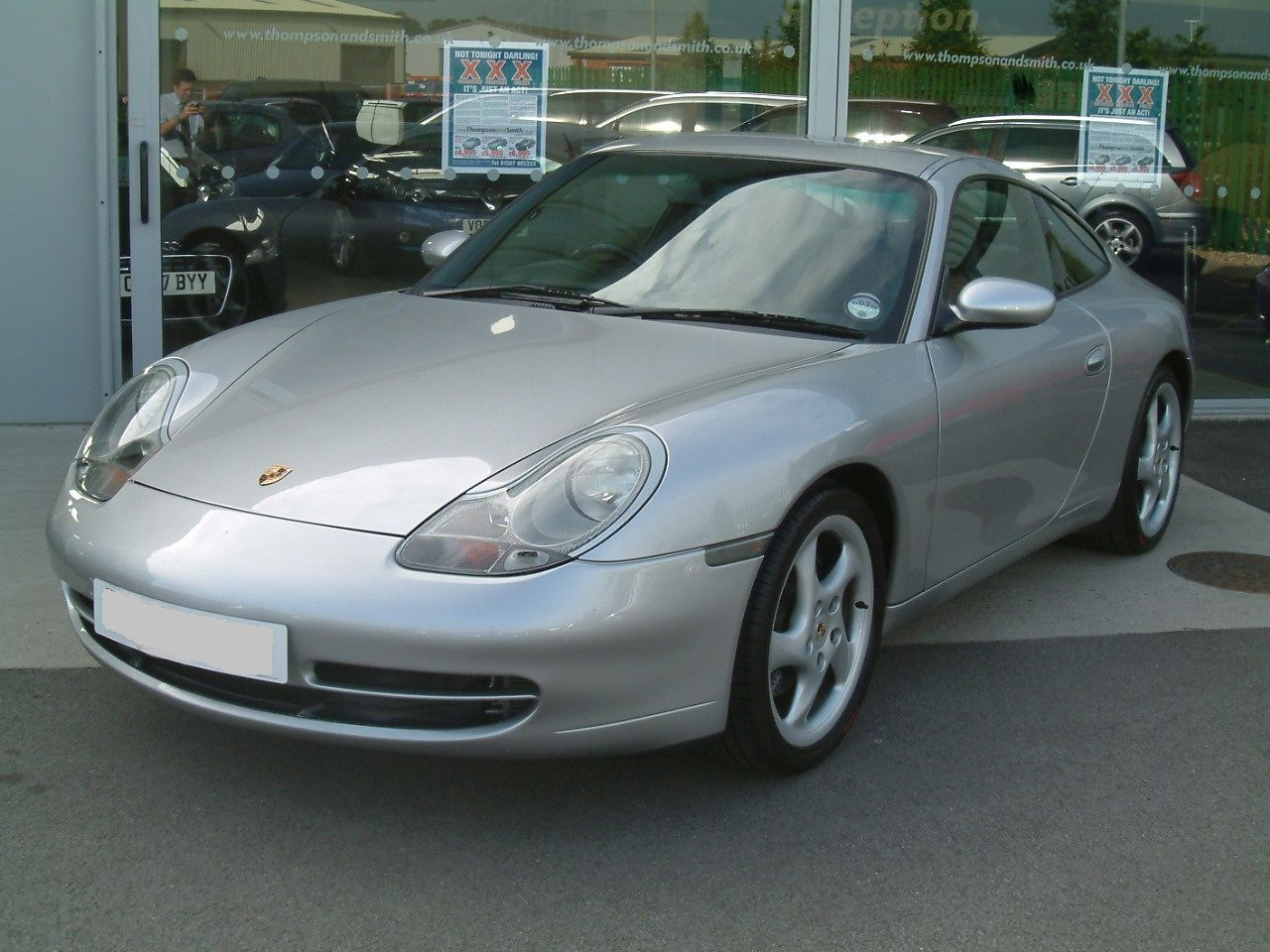 1999 Porsche Carrera 4s At Wwwwoldsideclassicscouk