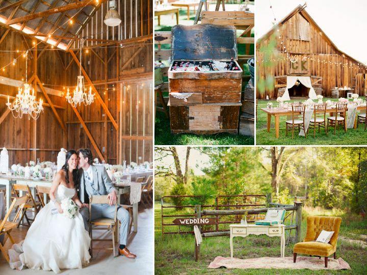 Rustic Romance Wedding Inspiration