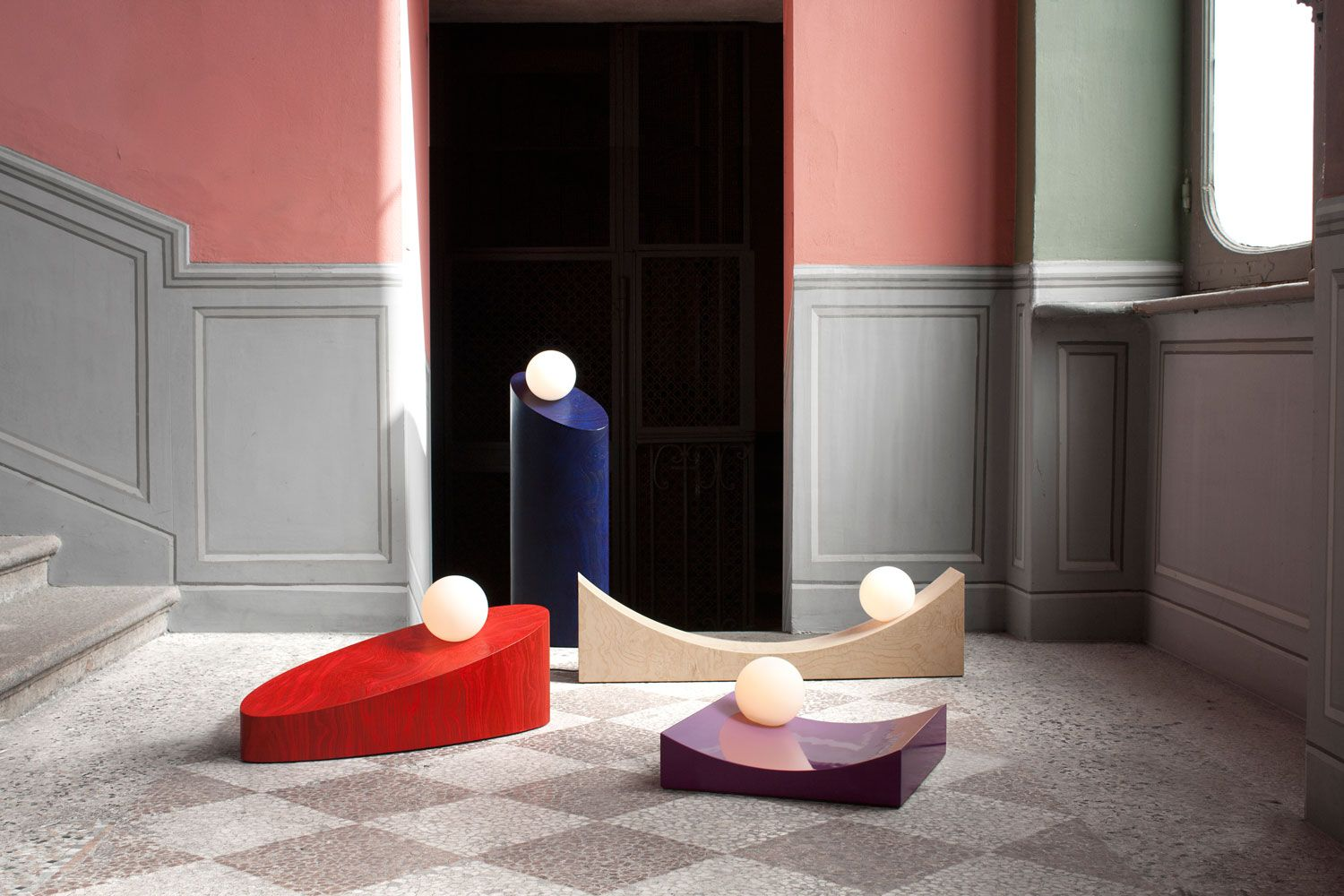 Child Studio's 'In the Shadow of a Man' Lighting Collection at Milan Design Week 2017 | Yellowtrace