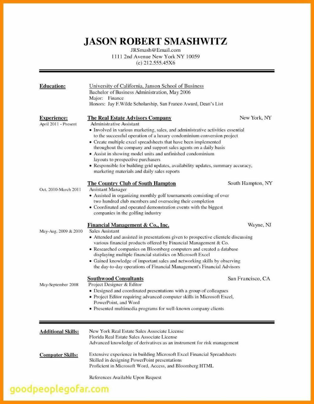 20 Sales Representative Job Description Resume In 2020 Job