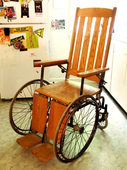 Image Search Results for antique wheelchairs - 1930s Wheelchair Crazy For You Pinterest