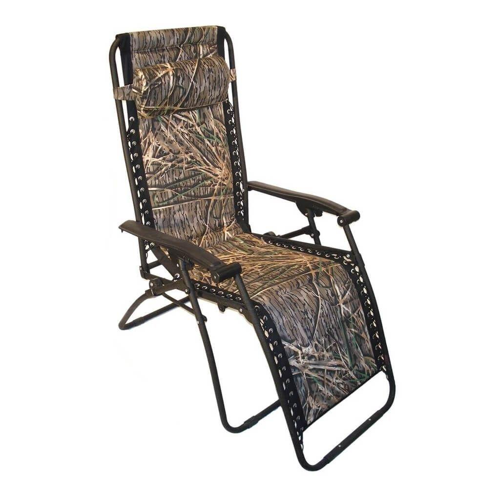 Bungee Cord Lounge Chair