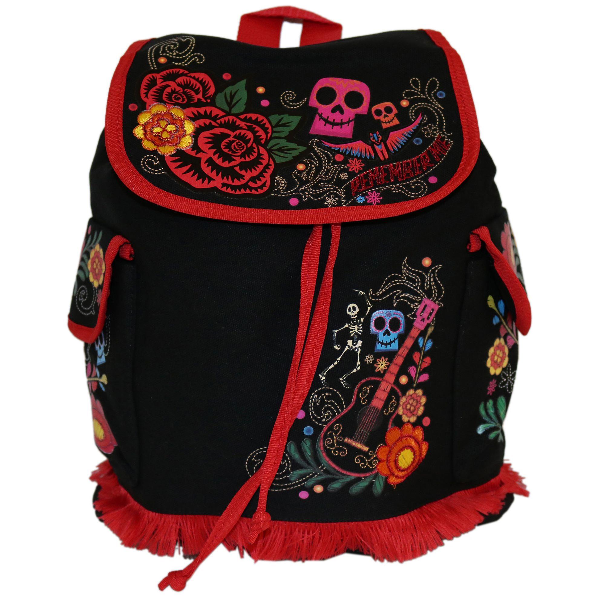 Disney Pixar Coco Fashion Rucksack 12-inch Backpack - unique fashion ...