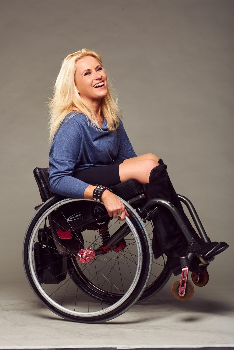 Wheelchair Users Are Inundated With Requests For Pictures Of Their Feet