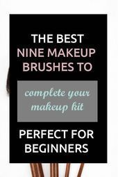 Photo of Make-up brush guide 101 for beginners. This video is a cheat sheet with …