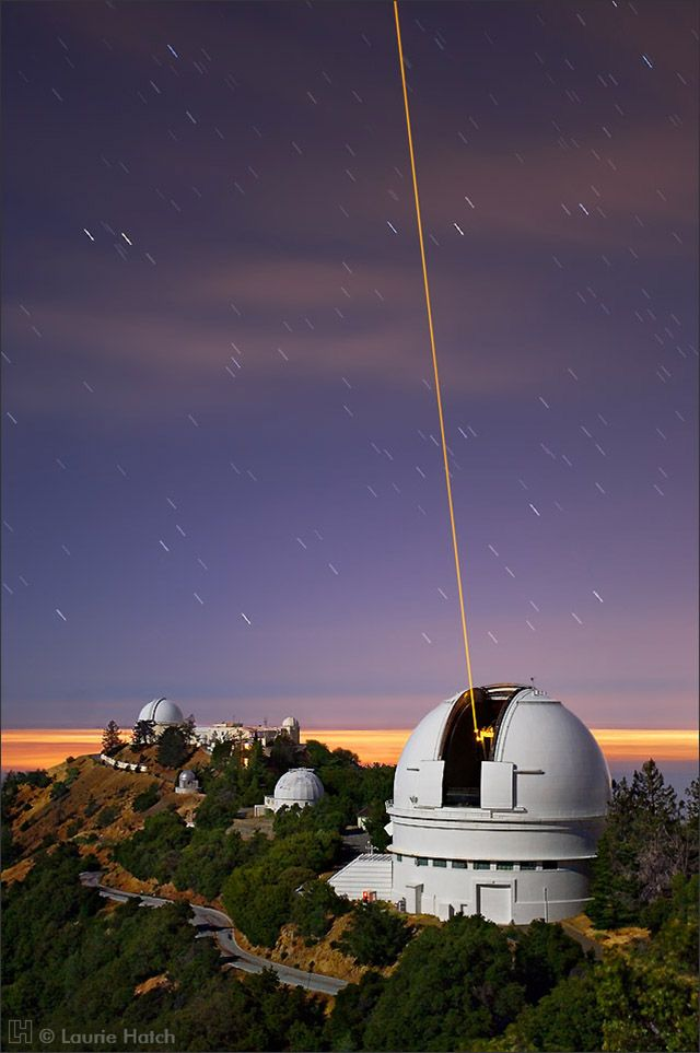 Stunning Photos Of Lick Observatory By Laurie Hatch Paysage Astronomie Voyage