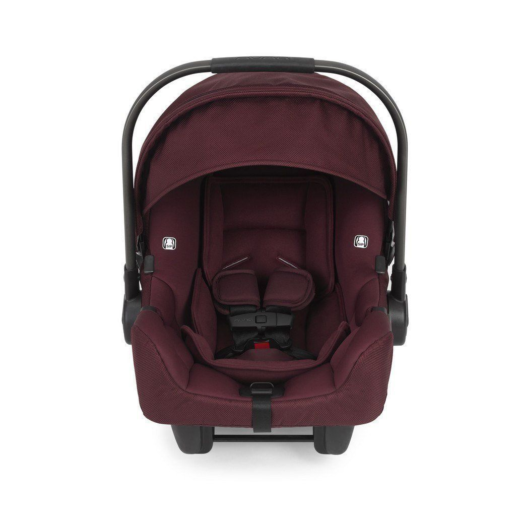 Nuna Pipa Infant Car Seat Berry Includes Base