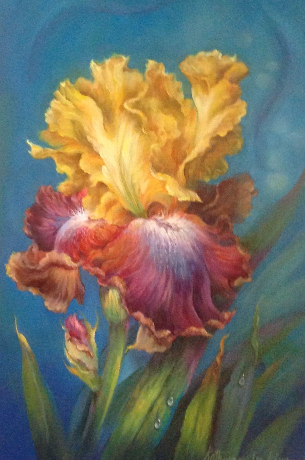 Gary Jenkins Art Gallery Beauty Of Oil Painting Pbs Art