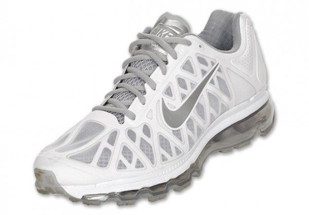 Nike Air Max 2011 WhiteMetallic Silver   Nike air max 2011