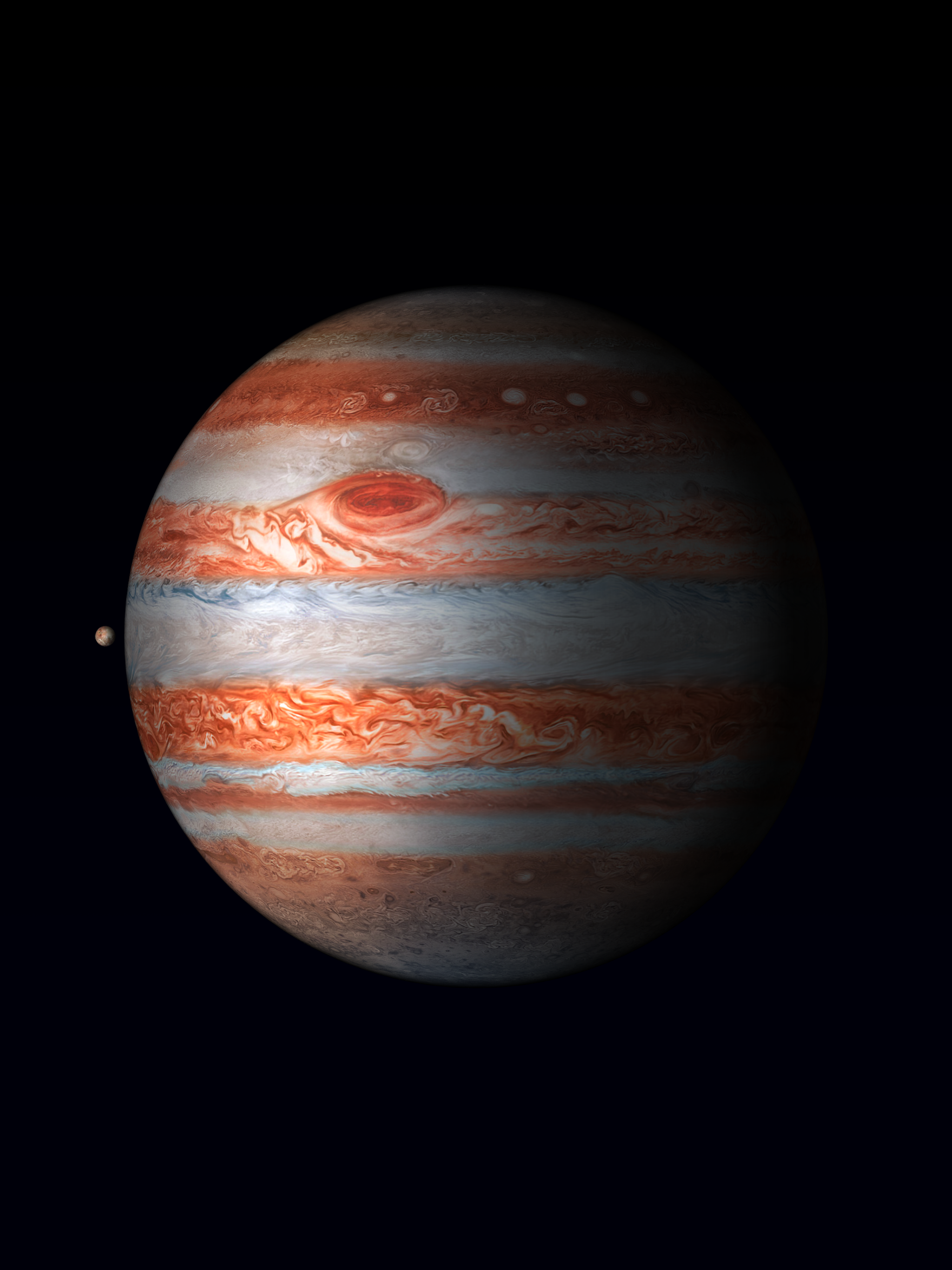 Ipad Pro Jupiter Wallpaper For Iphone 6 And Iphone 6 Plus In