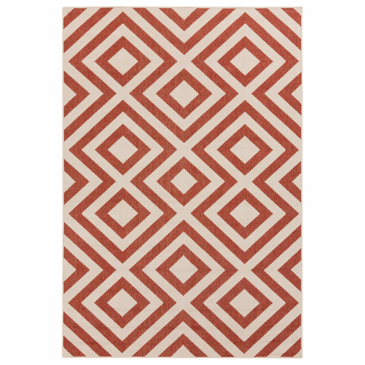 Surya Alfresco Turca Red Indoor/Outdoor Rug. Surya Semi Annual Sale! 20
